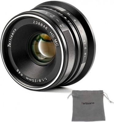 25mm f/1.8 x Canon EOS M