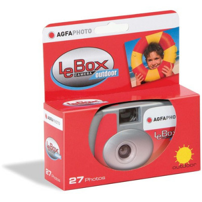 AGFA LEBOX 400 27 FLASH