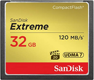 Compact Flash Extreme 32GB