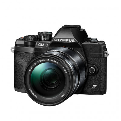 OM-D E‑M10 Mark IV + 14-150mm F4.0-5.6 II Nero