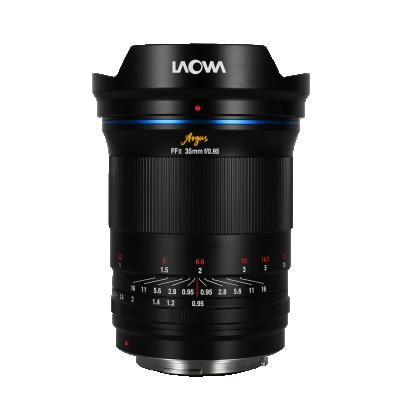 Venus Optics obiettivo Argus 35mm f/0.95 FF Nikon Z