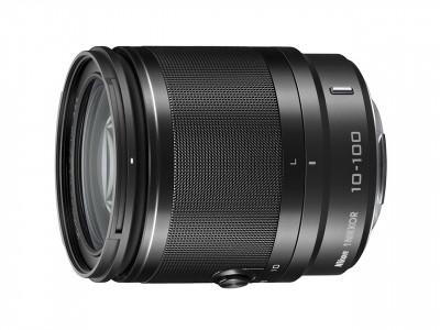 1 NIKKOR 10-100mm f/4-5.6 black