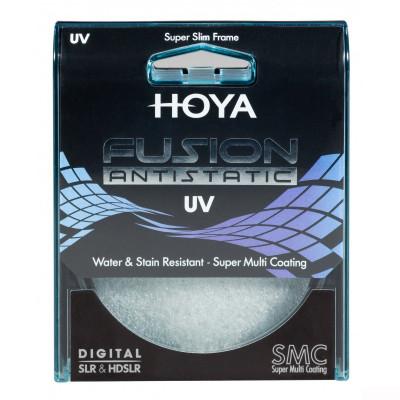 Filtro Fusion UV 58mm