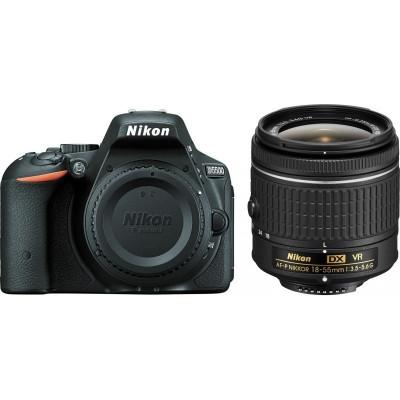 D5500 + Nikkor AF-P 18-55 VR + SD 8GB Lexar Premium 300x