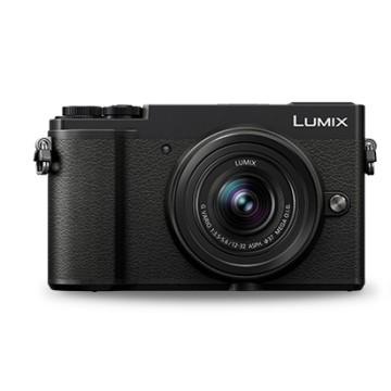 LUMIX GX9 BLACK + 12-32