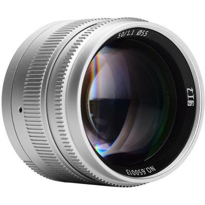 7ARTISANS 50mm f/1.1 x Leica M SILVER