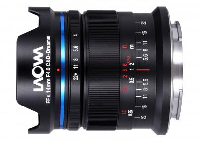Venus Optics obiettivo 14mm f/4 Zero Distortion per Canon EOS R
