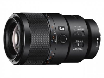 SEL FE 90mm f/2.8 Macro G OSS (SEL90M28G)