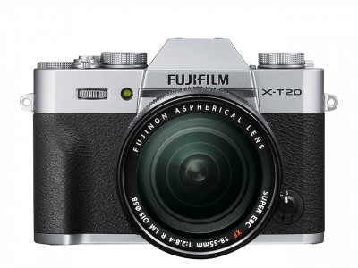 X-T20 SILVER Kit XF18-55mm F2.8-4 R LM OIS