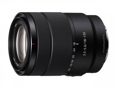 SEL E 18-135mm f/3.5-5.6 OSS