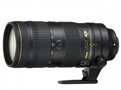 70-200mm f/2.8E FL ED VR AF-S NIKKOR