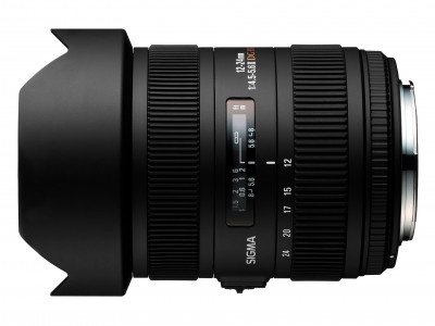 12-24mm f/4.5-5.6-II DG HSM CANON