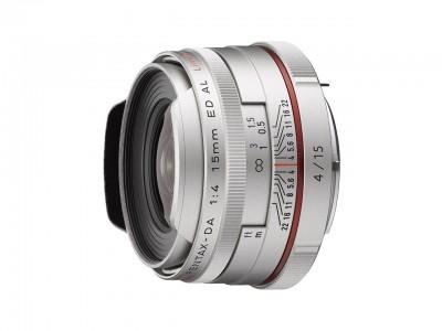 HD DA 15mm f/4.0 ED AL SIL - Limited Edition