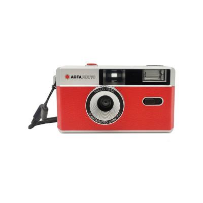 Re-Usable rossa (fotocamera a pellicola)