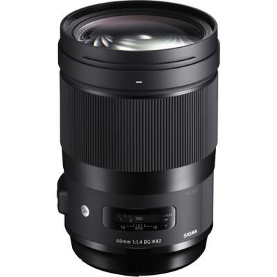 40mm f/1.4 (Art) DG HSM AF SONY E-MOUNT
