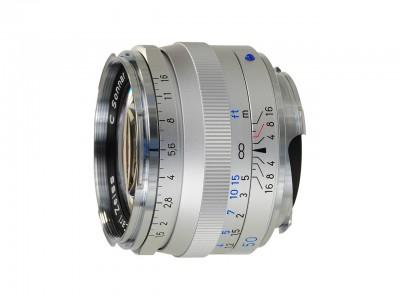C Sonnar T* 50mm f/1.5 ZM SILVER