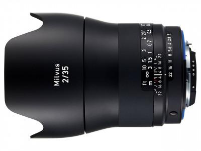 MILVUS 35mm f/2 ZF.2 NIKON Fullframe