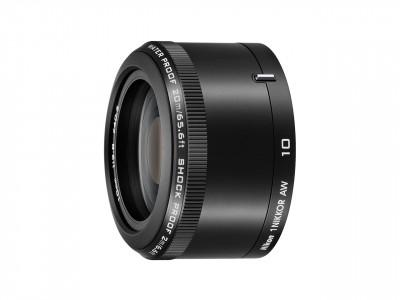 1 NIKKOR AW 10mm f/2.8 Black
