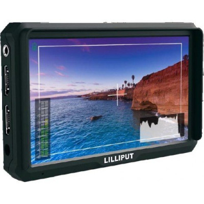 "LILLIPUT  MONITOR A5 5"" HDMI"
