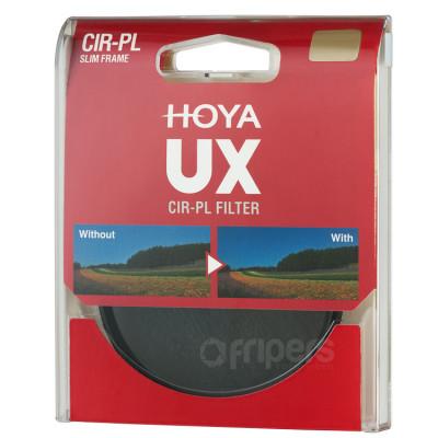 Filtro UX CIR-PL SLIM 58mm