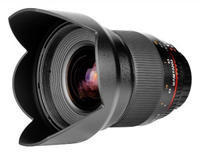16mm T2.2 VDSLR ED AS UMC CS CANON