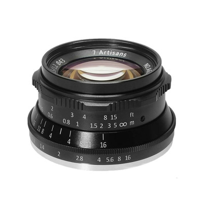 7ARTISANS 35mm f/1.2 x Sony E
