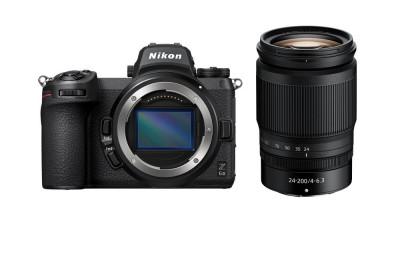 Z6 II + Z 24-200mm f/4-6.3