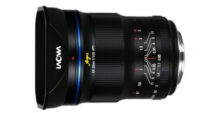 Venus Optics Argus 33mm f/0.95 CF APO per Canon RF