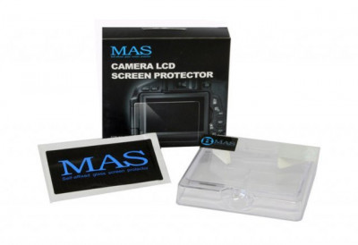 LCD PROTECTOR in CRISTALLO per Nikon D3200 / D3500