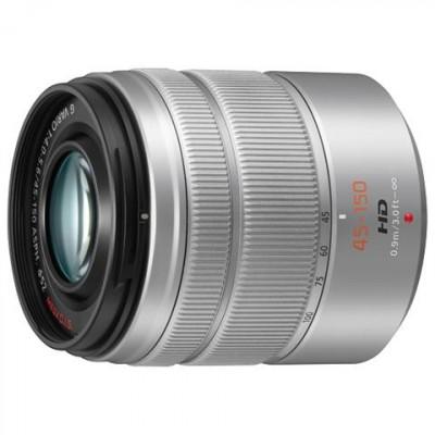 LUMIX G VARIO 45-150mm f/4-5.6 (ASPH) HD SILVER