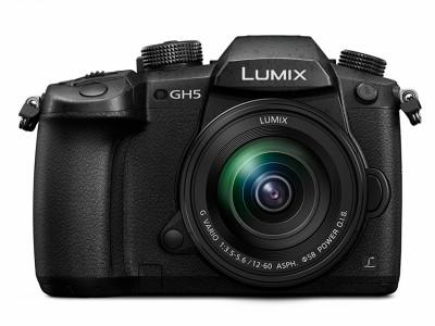 LUMIX GH5 12-60 G