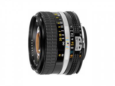 50mm f/1.4 AI NIKKOR