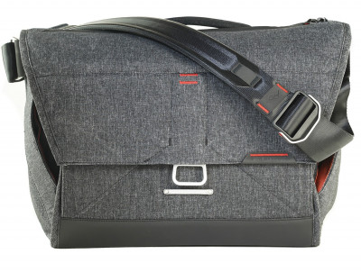 "MESSENGER 13""- CHARCOAL GREY"