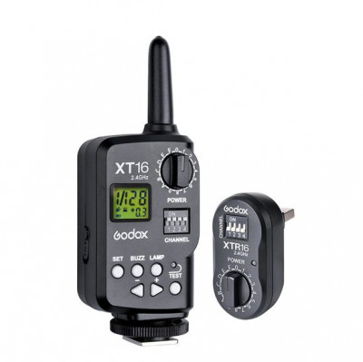 XT-16 – Kit Radio Trigger 2,4 GHZ