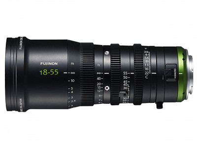 Fujinon MK 18-55 T2.9