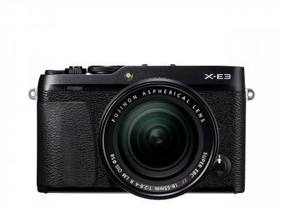 X-E3 BLACK Kit XF18-55mm F2.8-4 R LM OIS