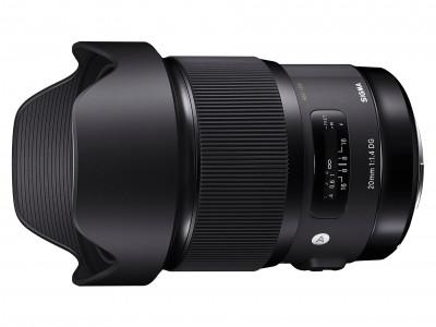 20mm f/1.4 (Art) DG HSM Canon