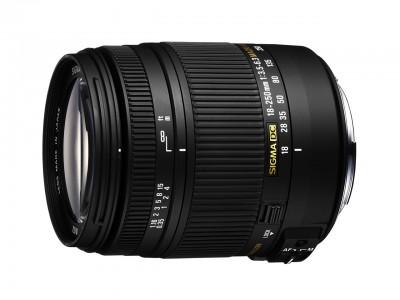 18-250mm f/3.5-6.3 -DC OS HSM MACRO SIGMA