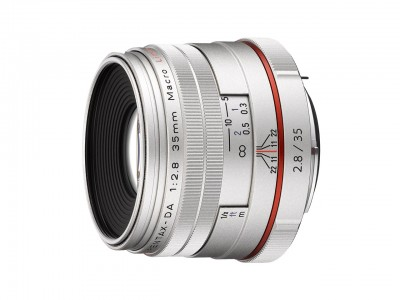 HD DA 35mm f/2.8 Macro SIL - Limited Edition