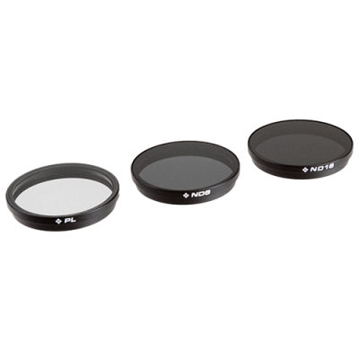 PP OSMO X3 FILTER 3 PACK(PL,ND8,ND16)