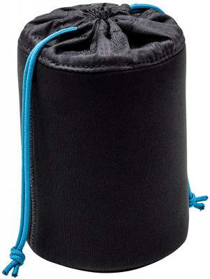 Soft Lens Pouch 5x3.5in  Black