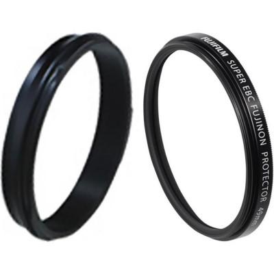 WEATHER-RESISTANT KIT X100V BLACK