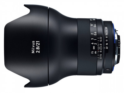MILVUS 21mm f/2.8 FOR CANON