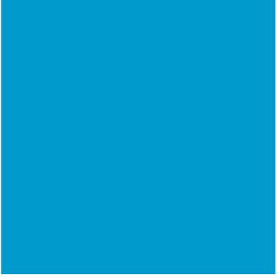 Fondale in carta 2,72x10m lite blu