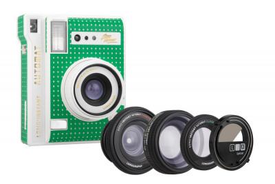 Lomo'Instant Automat & Lenses Cabo Verde