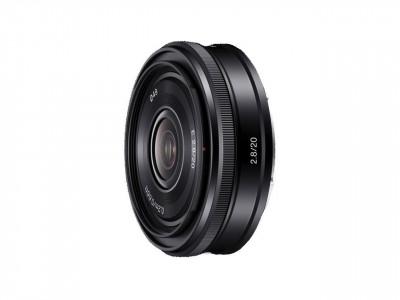 SEL E 20mm f/2.8 (SEL20F28)