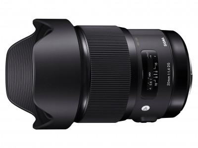 20mm f/1.4 (Art) DG HSM Sigma Mount