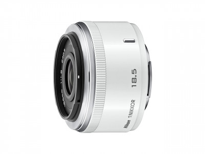 1 NIKKOR 18.5mm f/1.8 White