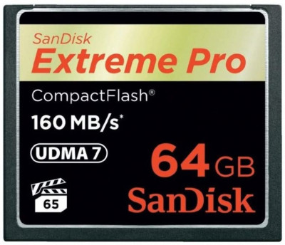 Compact Flash Extreme Pro 64GB