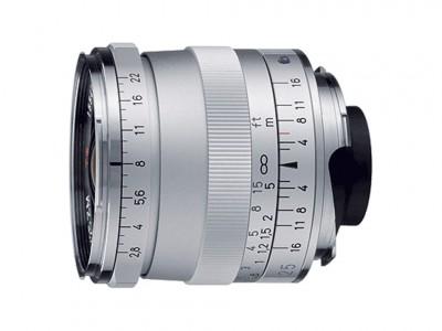 Biogon T* 25mm f/2.8 ZM SILVER